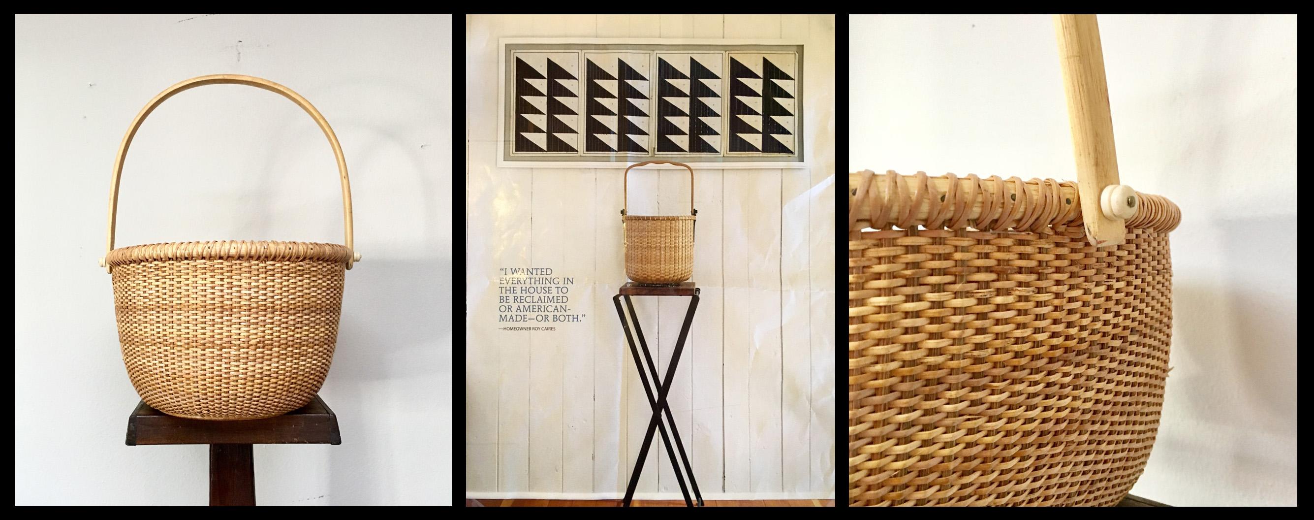 SOLD: Shaker Basket