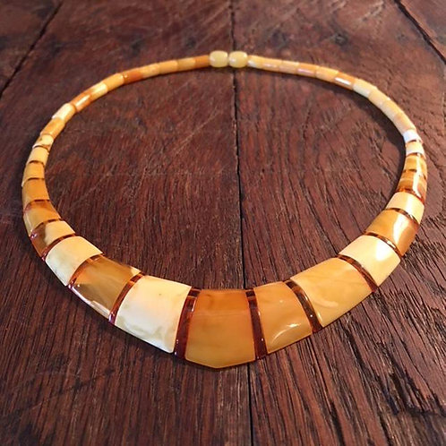 Baltic Amber Necklace - with Certificate of Authenticity