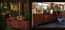 Kent Coffey Mid-Century Bedroom Set