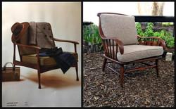 Heywood Wakefield Mid-Century Chair