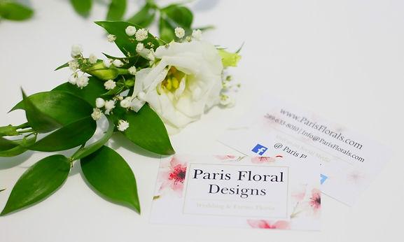 Paris Floral Designs_Florist_Mississauga