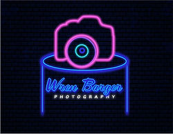 Wren Barger Photography Neon Bigger Size
