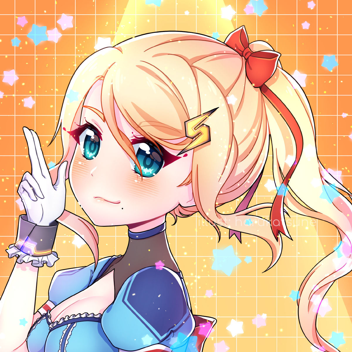 smash x idol: samus