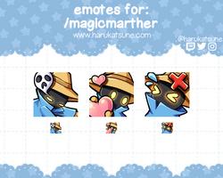 marther emotes