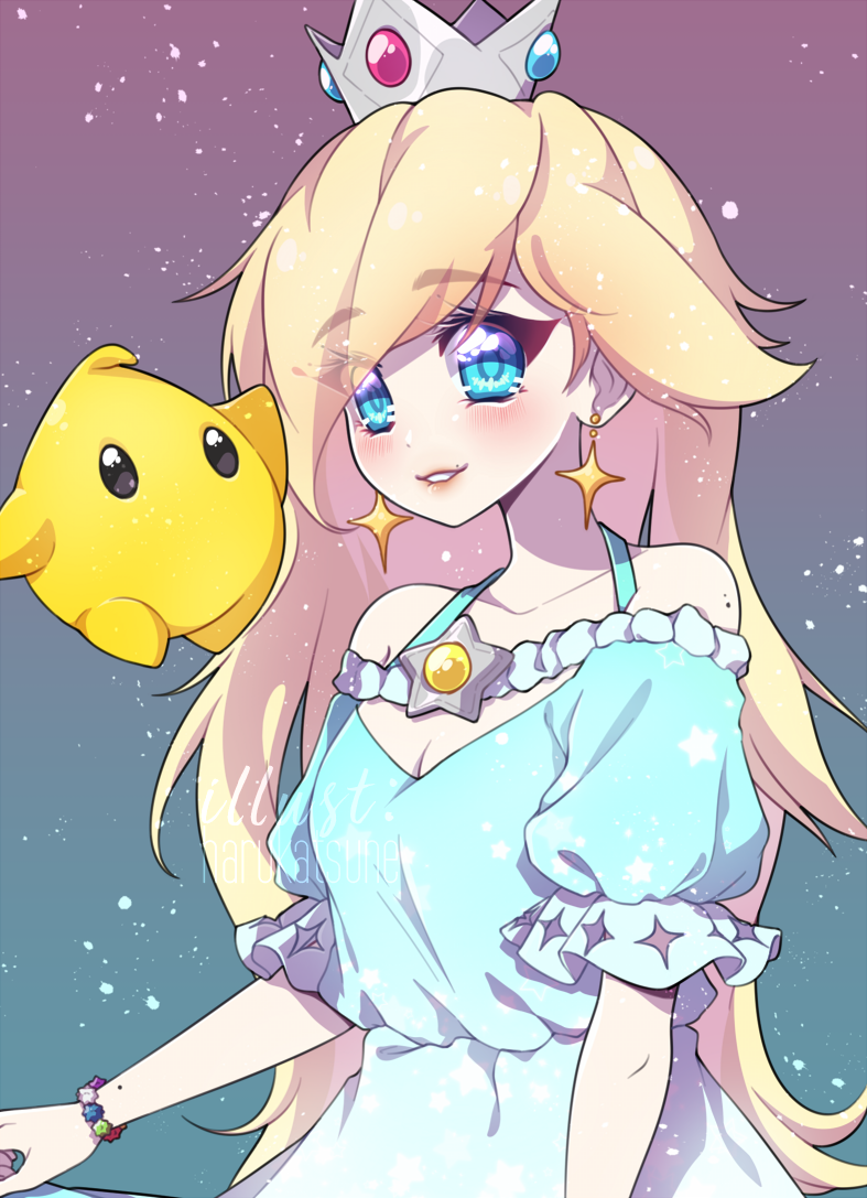 1UP Girl Rosalina
