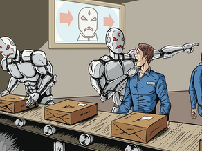 ARTIFICIAL INTELLIGENCE- A SUPPRESSION OF PROLETARIANISM