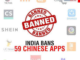 LEGITIMACY OF BLOCKING OF 59 APPS BY THE CENTRAL GOVERNMENT