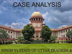 CASE ANALYSIS ON LATA SINGH Vs STATE OF UTTAR PRADESH & ANR.