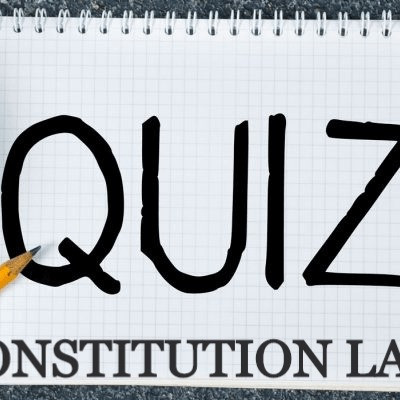 VOX IURA'S 1ST NATIONAL QUIZ COMPETITION ON CONSTITUTIONAL LAW