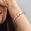 Thumbnail: Bracelet Jonc Disney Alice au Pays des Merveilles Fermoir Chat du Cheshire Pando
