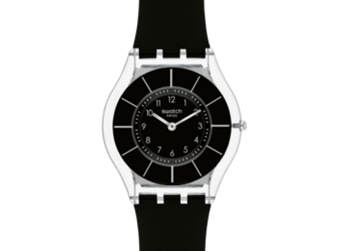 SWATCH LIFESTYLE BLACK CLASSINESS