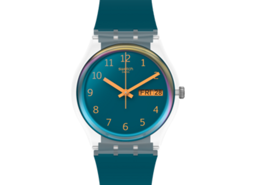 SWATCH ESSENTIALS BLUE AWAY