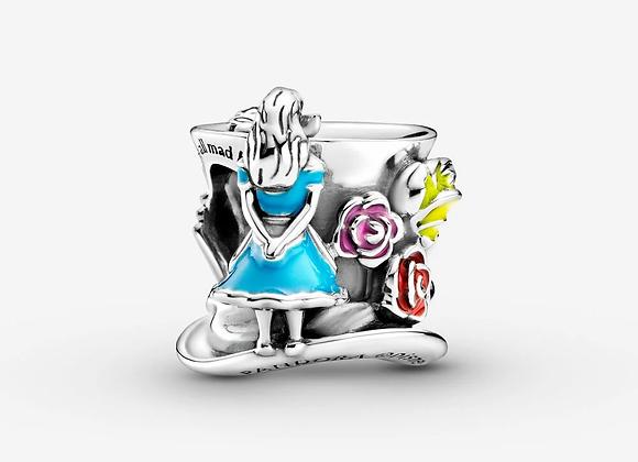Charm Disney Alice au Pays des Merveilles & Thé du Chapelier Fou