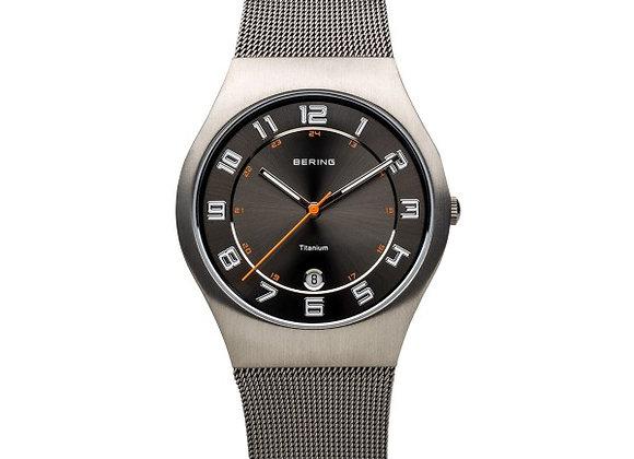 Classic   gris brossé   11937-007