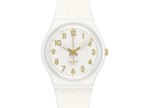 SWATCH CLASSIC WHITE BISHOP