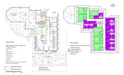 Progetto Piano terra e Piano primo