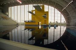 Stadio del nuoto di Hanoi (Vietnam)