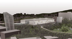 Vista panoramica del progetto