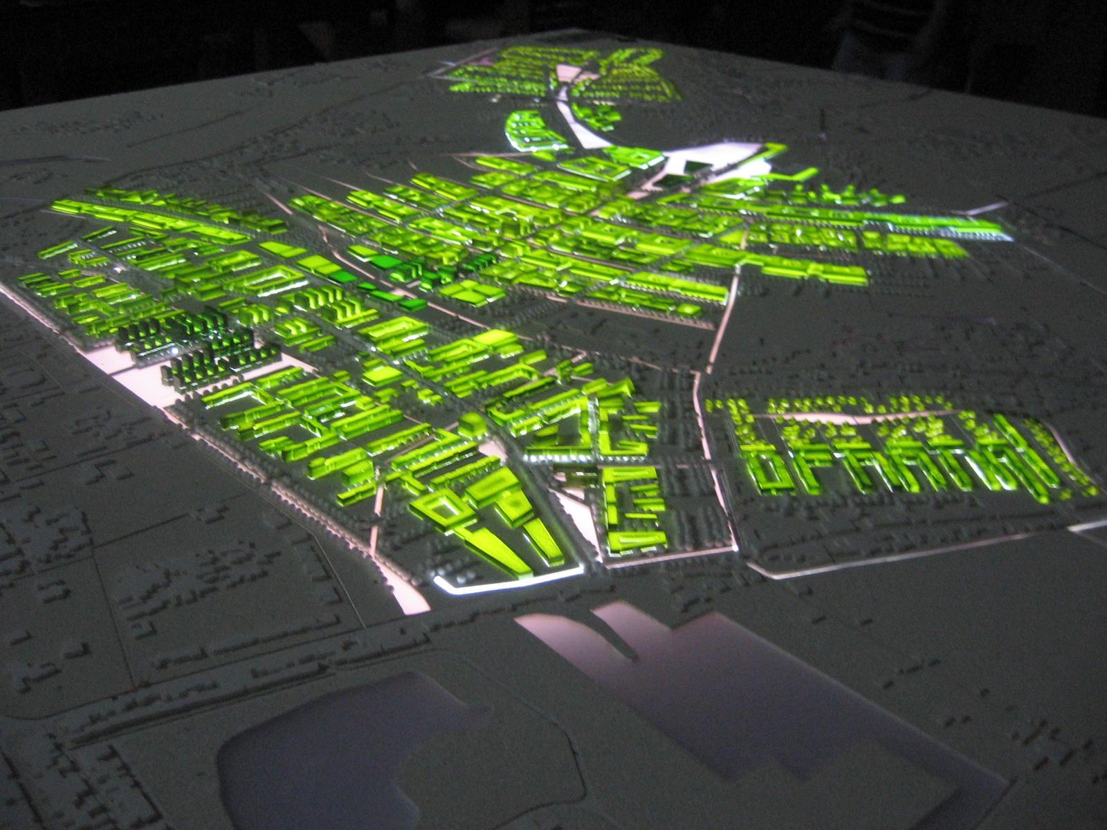 Masterplan Pho Yen University