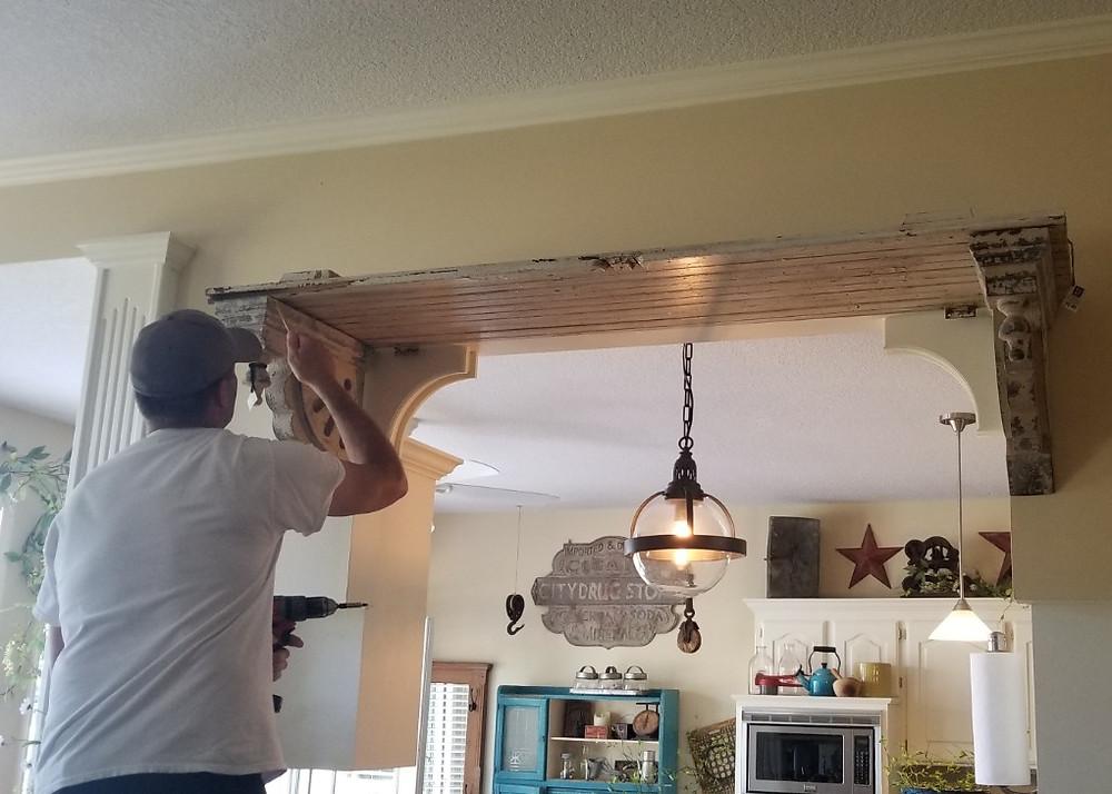Installing the Shelf