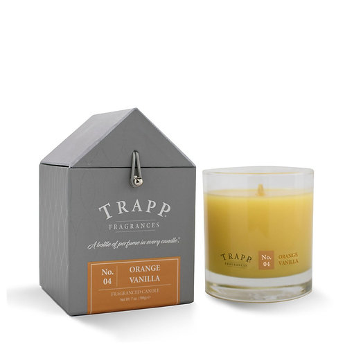 Trapp Candle - Orange Vanilla