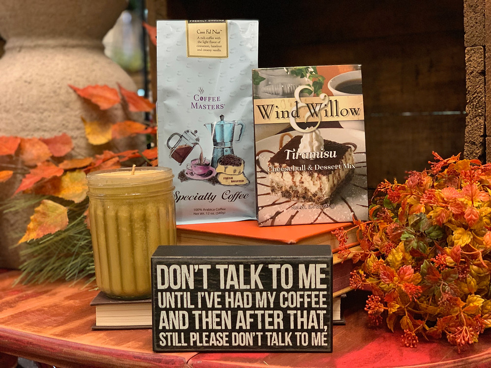 Coffee Fall Goodies & Gift Basket
