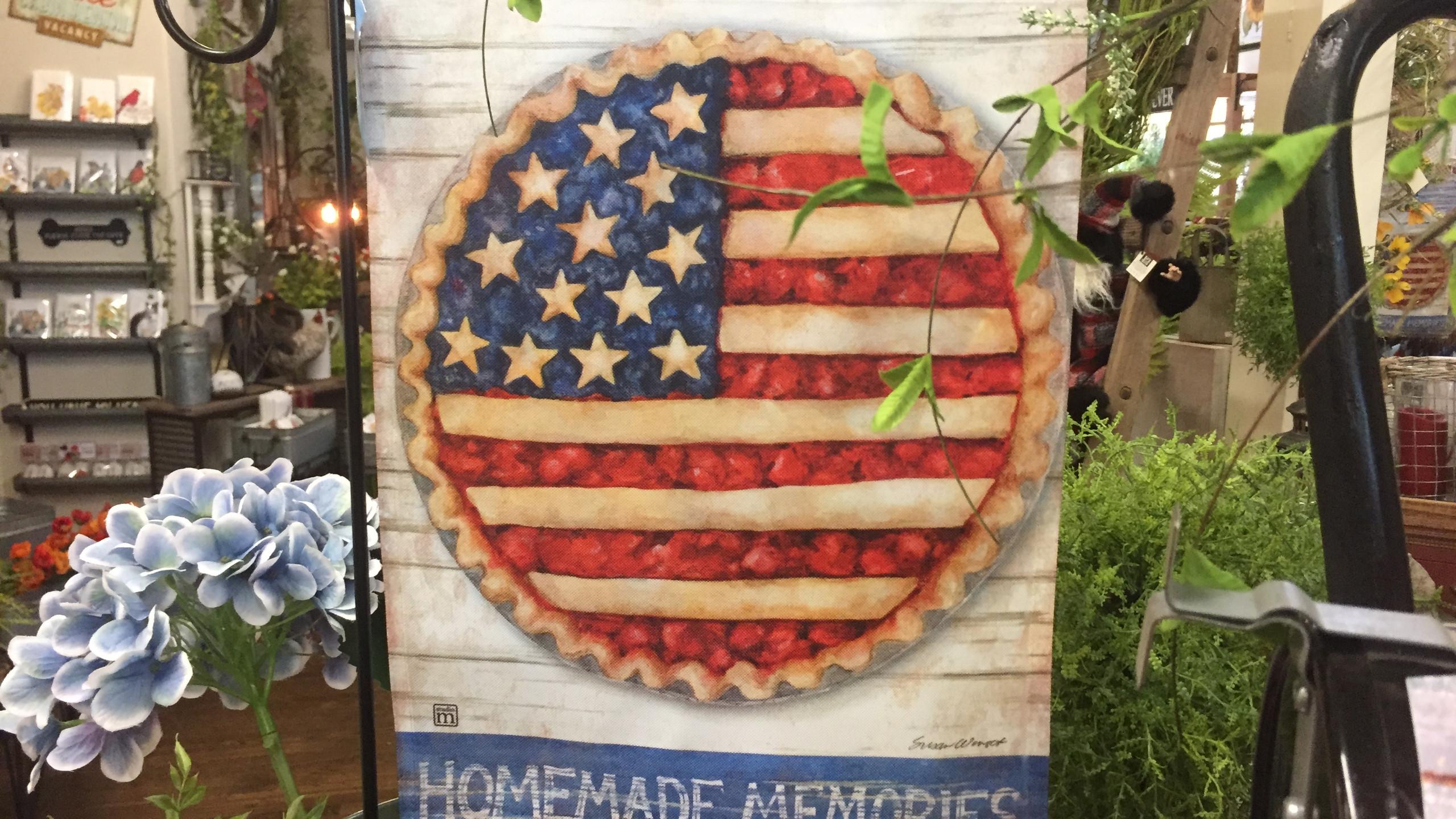 American Pie Flag