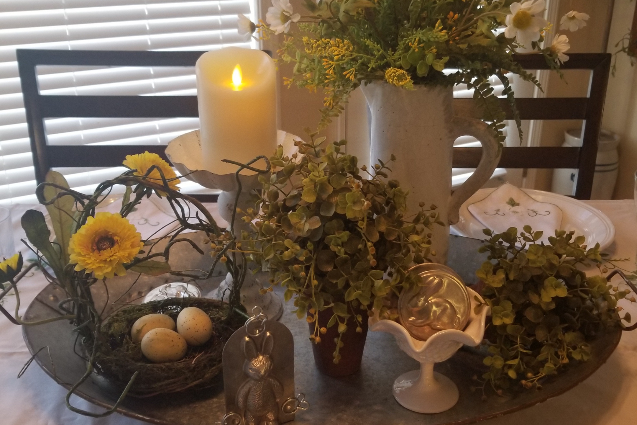 Our Festive Easter Table Inspiration