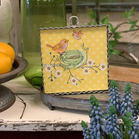 New Spring Home Board Collection!
