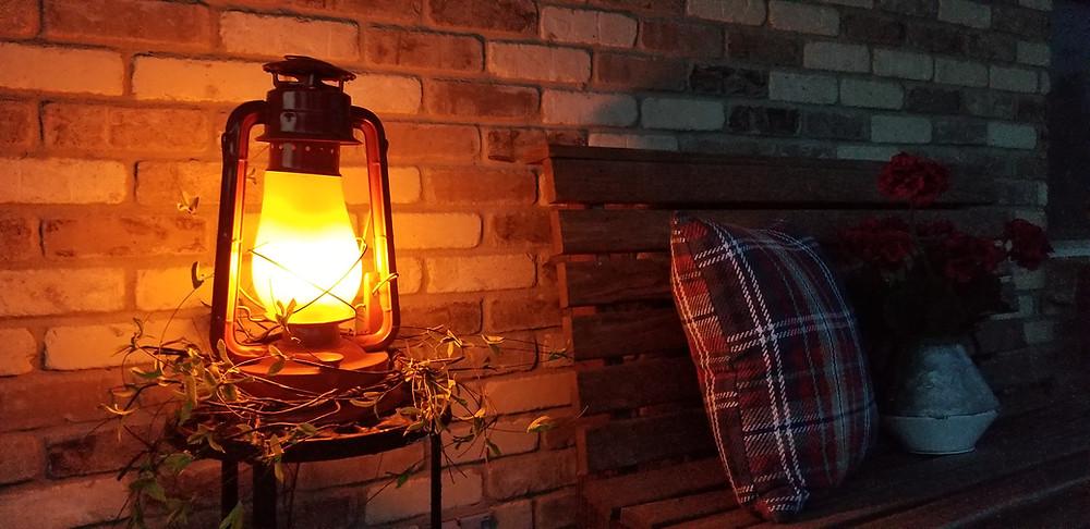 Fire Glow Lantern