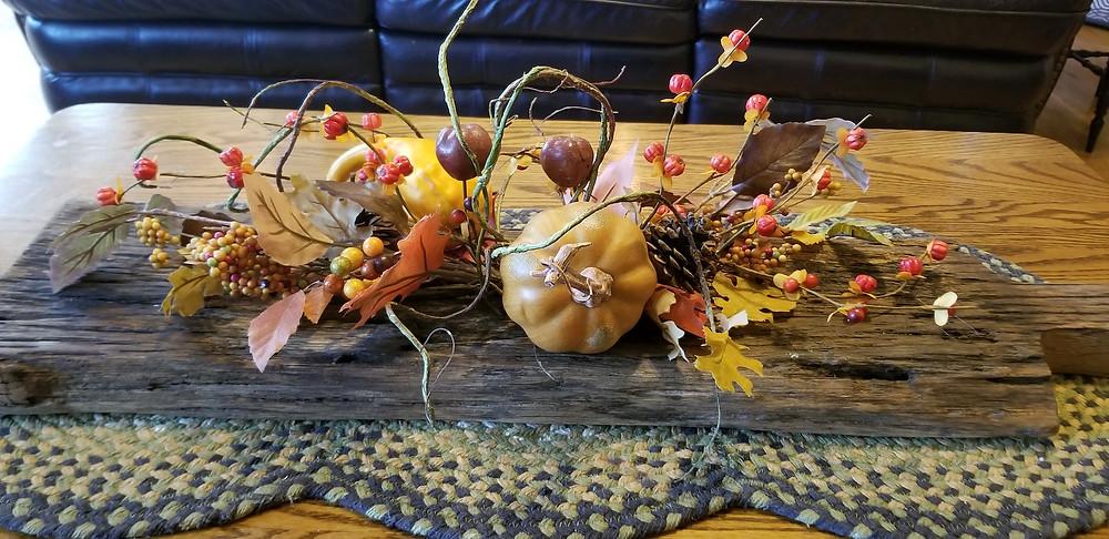 Fall Decor, Coffee Table