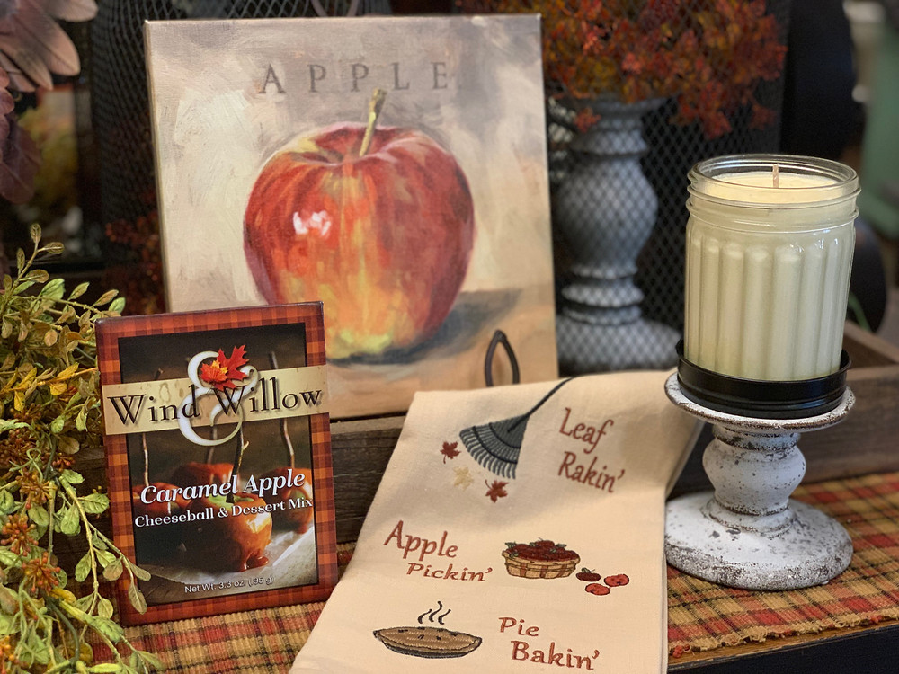 Apple Fall Goodies & Gift Basket
