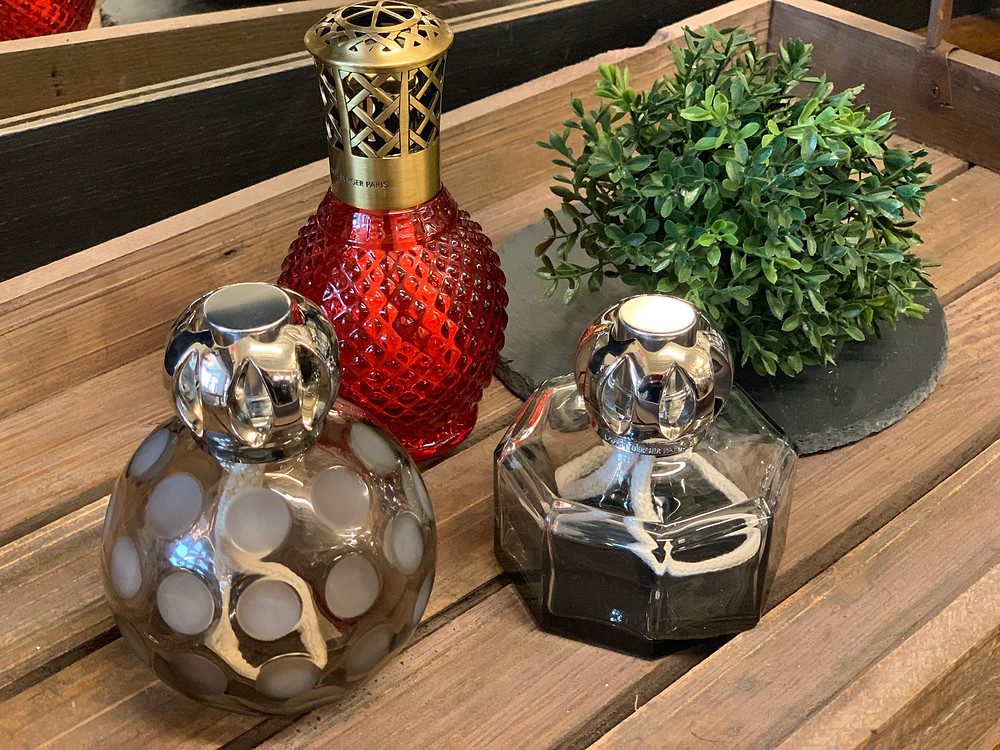 Lampe Berger, the original luxury home fragrance lamp made in Paris, France.