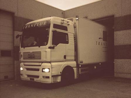 Truck parking
