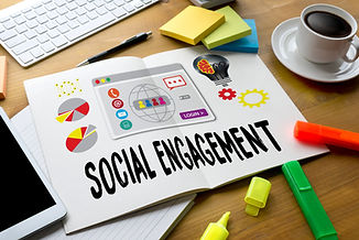 SOCIAL ENGAGEMENT  Analytics and data sc