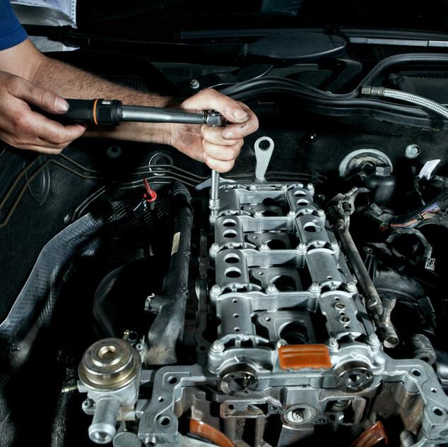 Fixing the Car