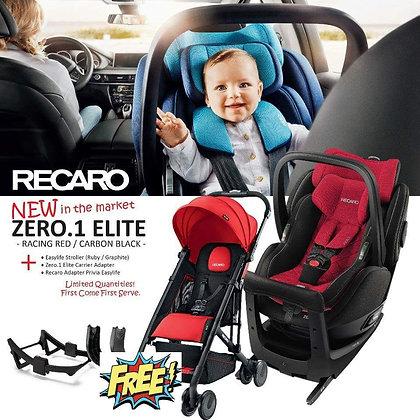 Recaro Zero.1 Elite Special Combo