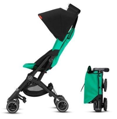 GB Pockit Plus Gold (Free stroller bag)