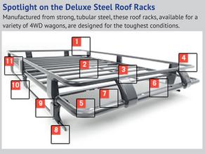 PRODUCT AWARENESS: ARB Deluxe Steel Roof Racks