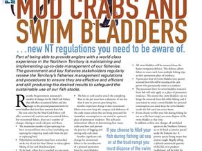 NT Fisheries - Mud Crab and Swim Bladder