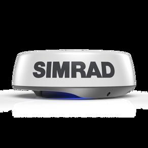 SIMRAD HALO24 REVOLUTIONISES DOME RADARS