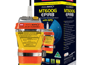 NEW GPS EQUIPPED EPIRB FROM GME ENSURES FASTER LOCATION