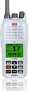 GME LAUNCHES THE GX800 AND GX850 HANDHELD VHF MARINE RADIOS