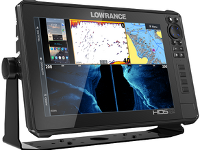 LOWRANCE® GOES 'LIVE' WITH NEW FLAGSHIP FISHFINDERS
