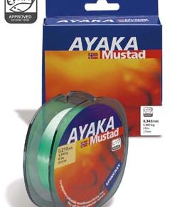 MUSTAD AYAKA SPINCAST