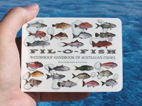 WATERPROOF HANDBOOK OF AUSTRALIAN FISHES