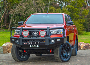OUTDOORS ESSENTIALS - ARB SUMMIT BARS FOR THE NEW HILUX