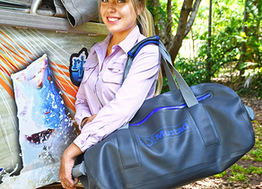 GOOD GEAR-MUSTAD TRAVEL AND DRY BAGS