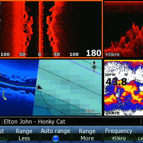 THE NEXT GEN SONAR IMAGING TRANSDUCER FROM LOWRANCE & SIMRAD