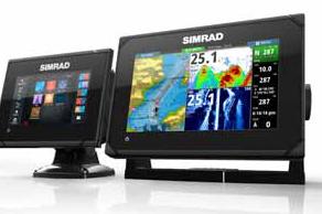 BOATING NEWS: SIMRAD® GO5 & GO7 XSE CHARTPLOTTER NAVIGATION DISPLAYS